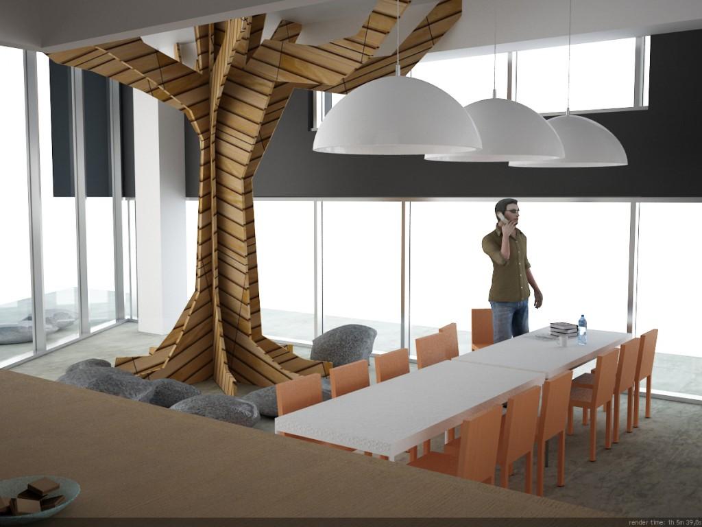 Kantoor boost group studio ei - Meubels studio keuken ...