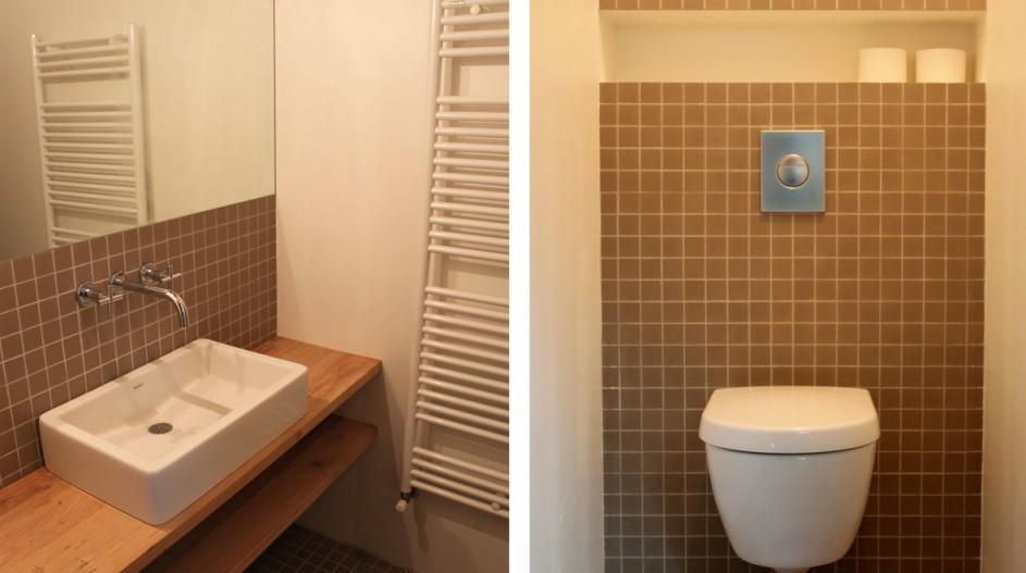 studio-EI --  zolder 1 badkamer