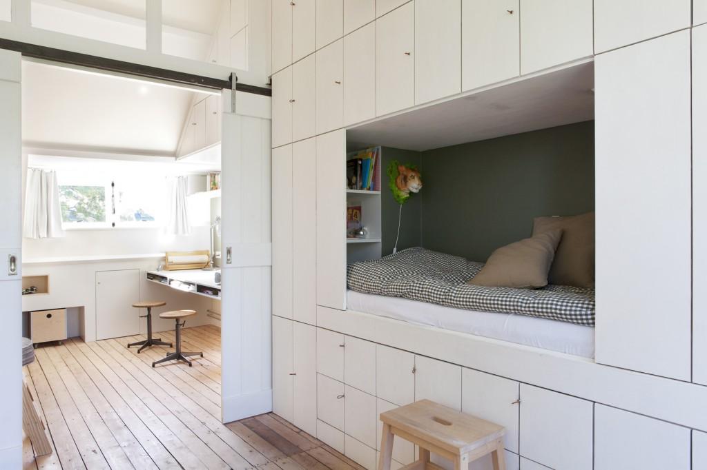 Zolder heemstede studio ei - Moderne wasruimte ...